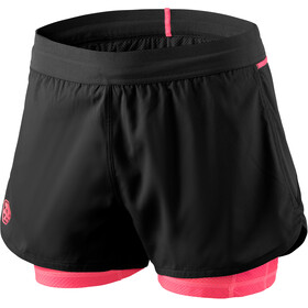 Dynafit Alpine Pro 2en1 Shorts Mujer, black out